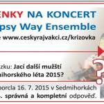 Soutěž o vstupenky na koncert Pavla Šporcla