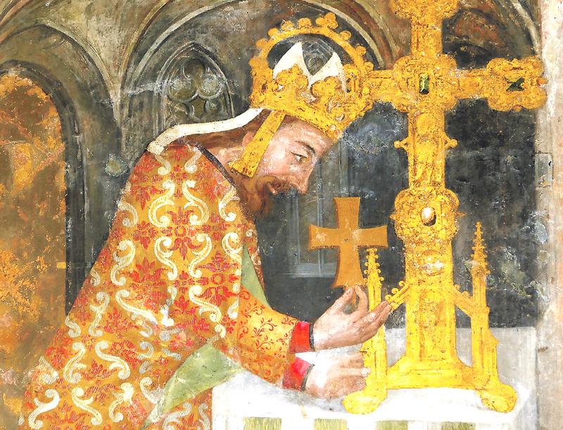 """Dr. HANA BLOCHOVÁ – """"Karlštejn představoval pro Karla IV. duchovně transformační základnu."""""""