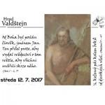 12. 7. • JAN KŘTITEL – ROCKOVÉ ORATORIUM kapely NOTHINGAM – Valdštejn