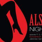17. 2. • SALSA NIGHT – Eurocentrum Jablonec nad Nisou