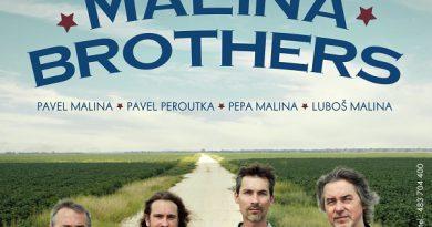 22. 3. • MALINA BROTHERS – Eurocentrum Jablonec