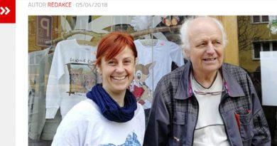 První charitativní obchůdek v Čechách se otevře v Turnově – rozhovor rádia Jaspis