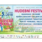 26. – 27. 5. • FESTIVAL KRÁSNÁ LOUKA – Mladá Boleslav