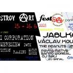 15. – 16. 6. • OSTROV ART FEST 2018 – Semily