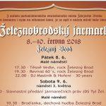 8. – 10. 6. • ŽELEZNOBRODSKÝ JARMARK – Železný Brod