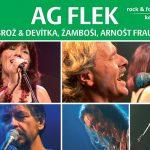 14. 7. • rock & folk & blues kemp – AG FLEK, HONZA BROŽ & DEVÍTKA, ŽAMBOŠI, ARNOŠT FRAUENBERG – Sedmihorské léto