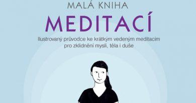 SOUTĚŽ S KŘÍŽOVKOU – o knihu Malá kniha meditací od nakladatelství Synergie