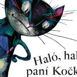 SOUTĚŽ S KŘÍŽOVKOU O KNIHU Haló, haló, paní Kočko! od nakladatelství Portál