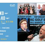 9. – 10. 11. • JAZZ POD KOZÁKOVEM – KC Golf Semily