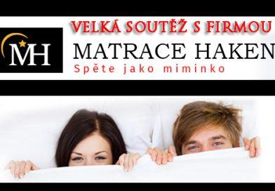 VELKÁ SOUTĚŽ S FIRMOU MATRACE HAKEN – 5. otázka