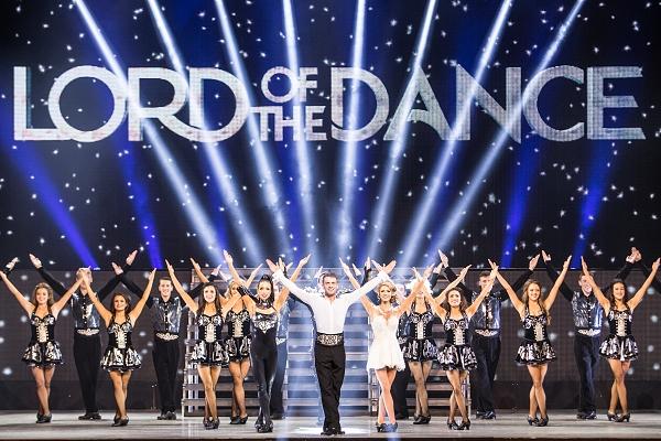 Úchvatné představení LORD OF DANCE se vrací do České republiky. V březnu vystoupí také v Liberci