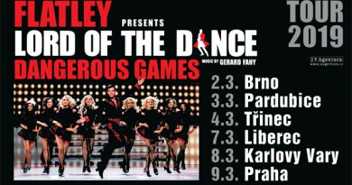 7. 3. • LORD OF THE DANCE – Liberec