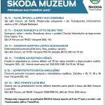 AKCE ŠKODA MUZEUM – listopad-prosinec 2018