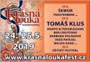 24. – 25. 5. • FESTIVAL KRÁSNÁ LOUKA – Mladá Boleslav