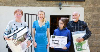 """VÝHERCI SOUTĚŽE MATRACE HAKEN & ROZHOVOR: Šárka Hakenová: """"Kvalitní spánek znamená kvalitní den, kvalitní život"""""""