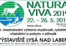 22. – 26. 5. • NATURA VIVA 2019 – Výstaviště Lysá nad Labem
