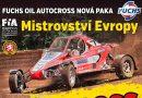 6. – 7. 7. • Fuchs Oil AUTOCROSS Mistrovství Evropy, Nová Paka