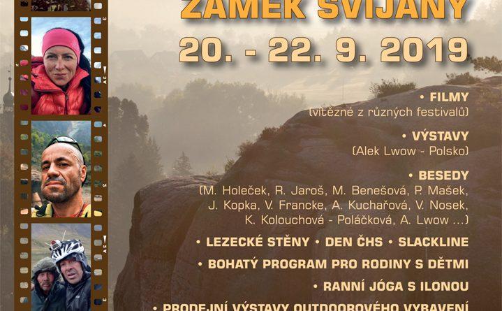 20. – 22. 9. • HOROLEZECKÝ FESTIVAL ČESKÝ RÁJ – Zámek Svijany