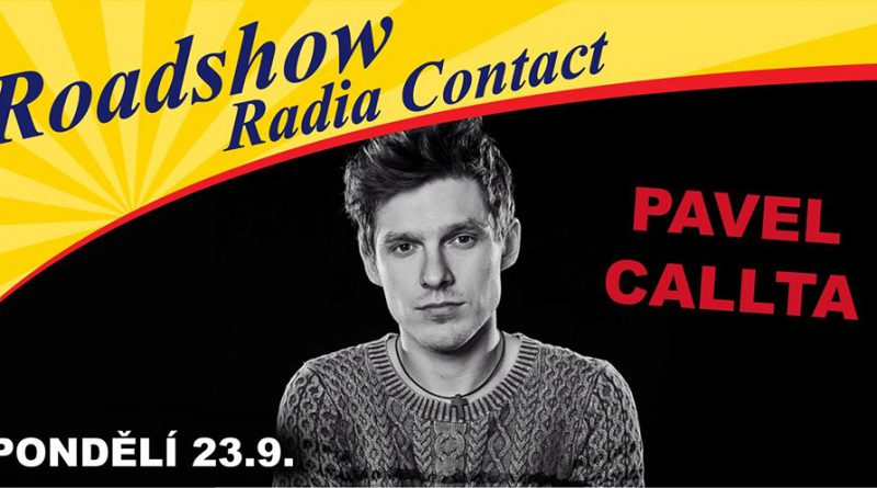 23. 9. • ROADSHOW RCL – Pavel Calta