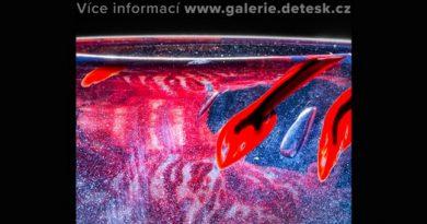 do 24. 11. • JIŘÍ TESAŘ – Proměny rytého skla – Galerie Detesk Železný Brod
