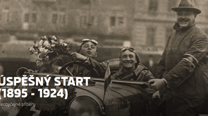 25. 2. • Úspěšný start (1895 -1924) – Lukáš Nachtmann – přednáška Škoda Muzeum Mladá Boleslav
