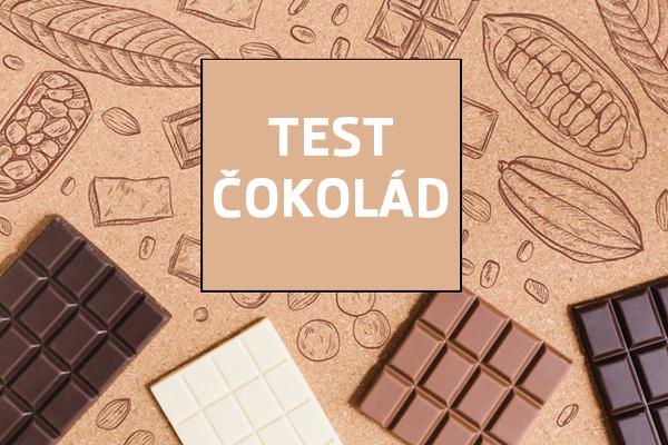 Test mléčné čokolády s lískovými ořechy – jak je na tom s obsahem kakaa, mléka, ořechů či plísní?