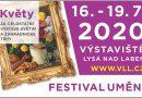 16. – 19. 7. • Festival květy & umění – Výstaviště Lysá nad Labem