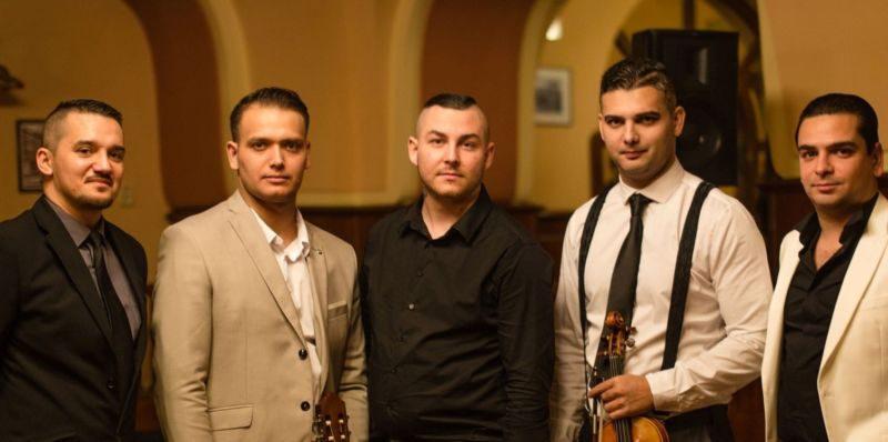 16. 7. • Galiani Gypsy Jazz – Eurocentrum Jablonec nad Nisou