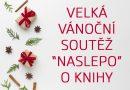 Velká vánoční soutěž naslepo o krásné knihy