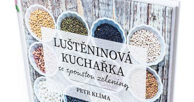 Lednová křížovka o knihu Luštěninová kuchařka
