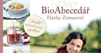 Soutěž s přílohou Restart: Bioabecedář Hanky Zemanové