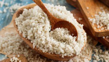 Přírodní mořská keltská sůl. Tipy na její využití nejen v kuchyni
