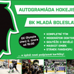 2. 2. • AUTOGRAMIÁDA BK MLADÁ BOLESLAV – Olympia Mladá Boleslav
