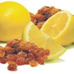 CITRONOVÉ ROZINKY • Posilněte imunitu. Přírodně!