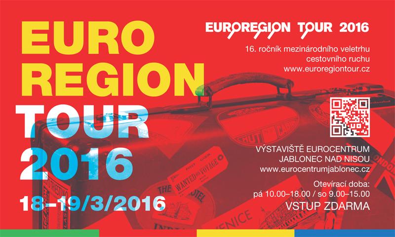 EUROREGION TOUR 2016 - ČESKÝ RÁJ V AKCI - EUROCENTRUM JABLONEC