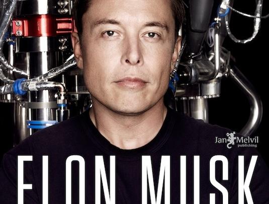 ČERVNOVÁ KŘÍŽOVKA O KNIHU – ELON MUSK Tesla, SpaceX a