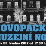 26. 5. • NOVOPACKÁ MUZEJNÍ NOC – Muzeum Nová Paka