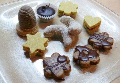 ZKUSTE NĚCO NOVÉHO – NEPEČENÉ RAW CUKROVÍ – Linecké, košíčky, úlky i vanilkové rohlíčky