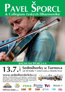 Pavel Šporcl - Sedmihorské léto 2017 - český ráj v akci