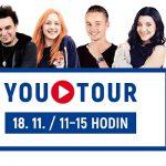 18. 11. • YOU TOUR – Olympia Mladá Boleslav