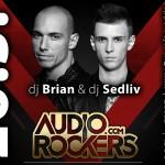 26. 3. • AUDIOROCKERS (Disco Dj Brian a Dj Sedliv) – Sokolovna Bozkov