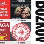 SOUTĚŽ: vstupenky na koncert kapely Traktor do Bozkova