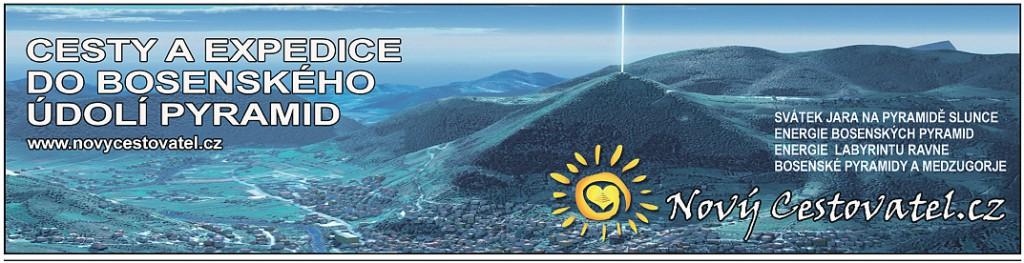 nový cestovatel - český ráj v akci - bosenské pyramidy - tipy vánoční