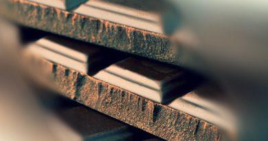 Výběr hořké čokolády může být pro alergika nebo vegana problém