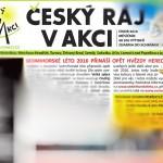 Únorové vydání ČESKÉHO RÁJE V AKCI – ve schránkách nejpozději 22. a 23.2.