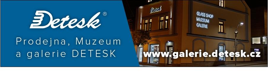 detesk galerie - český ráj v akci - banner