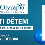 20. 5. • Děti dětem – Olympia Mladá Boleslav