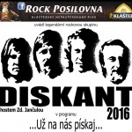 9. 4. • DISKANT – Rock Posilovna Mnichovo Hradiště