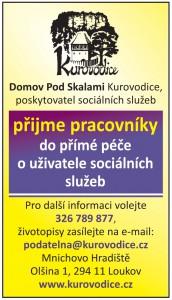 dum pod sklami - kurovodice - zamestnani - leden 2017