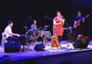 Skvělá  Crystal  Monee  Hall  zpívala ve ŠKODA Muzeu